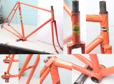 Hilary Stone European Bike Frames Page 1