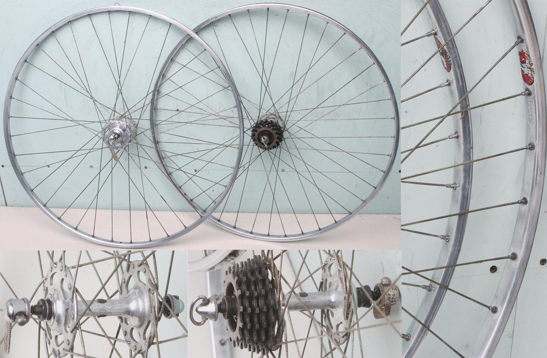 Hilary Stone Road Sprint Wheels
